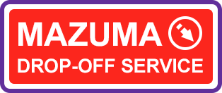 View details of the Mazuma Drop-Off Service