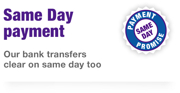 Same Day Payment